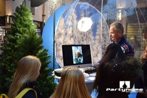 foto in snowglobe